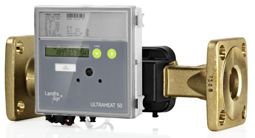 Siemens Uh50 Series Energy Meters