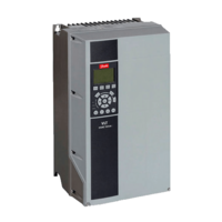 Danfoss FC102 3kW IP55 HVAC Variable Frequency Drive
