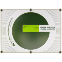 GDA Dual Channel Gas Sensor Control Unit