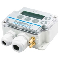 HKI Differential Pressure Switch with LCD