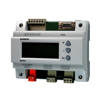 Siemens Universal Controller, AC 24V, 2UI, 1DI, 2DO or 1x3-Pos, LCD