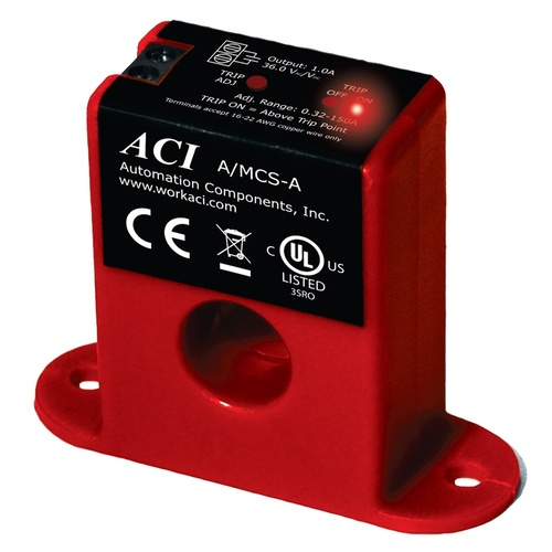 ACI Solid Core Adjustable Current Switch 0.32 to 150A