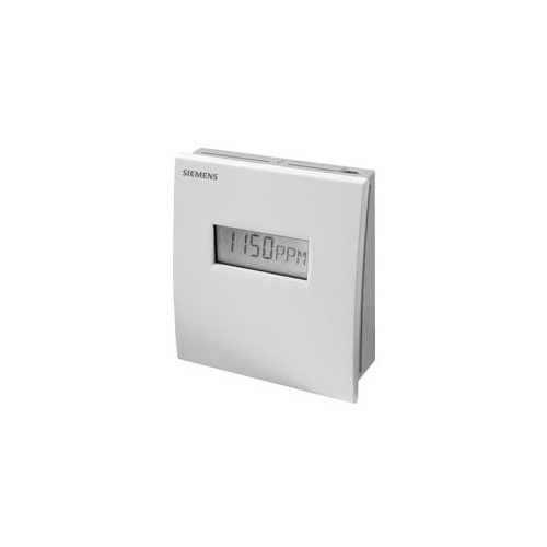 Siemens Room CO2/VOC Sensor with Display 0-10V